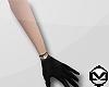 m> Luxury Gloves Short