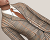 $ Winter Plaid Suit