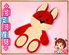 ! ✿ Baby Fox Toy *