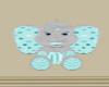 Baby Elephant Toy - Boy