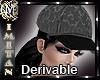 (MI) Hair+Hat