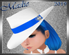 !a Mafia Blue Hat