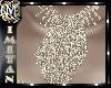 (MI) Gold long necklace