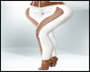 Summer White Club Jeans