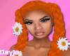 Letisha Braids -Orange
