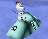 ! Snowfight with Olaf