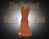 Small Men Feet
