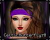 Purple Workout Headband