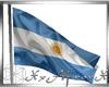 Bandera Argentina Animat