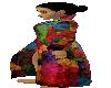 Multicoloured Coat (F)