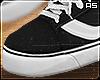 Skate Canvas Shoes Black