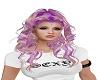 Sophia Vans Purple Blond