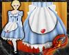 (P) Lolita Alice Skirt