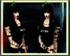 [M] Green Bow Black