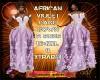 DM:AFRICAN VIOLET-BMXXL
