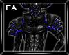 (FA)Armor Top Blue