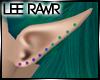 ^L^ Sprite Ears w. Pierc