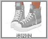 S. Grey Kicks