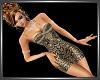SL Leopard Mini Dress