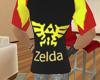 Zelda tri-force jacket