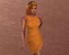 Dress+ApricotOrange