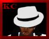 $KC$ Mafia Hat White/Blk