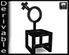 G Female  Symbol
