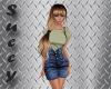 -Succy- Overall Skirt V6