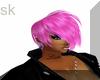 sk:Short Lil'Kim Pink HS