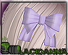 Cute Purple Bows