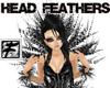 ~F~BW Wispy Head Feather