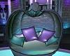 Halloween Pumpkin Bed
