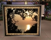Heart Tree in Frame