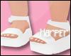 Swan Princess Sandals