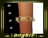 as bangle gold G
