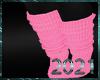 💀  Pink Cutie Socks