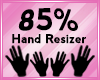 Hand Scaler 85%