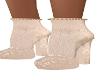 Kosta Cream Boots