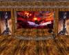 Raptor Throne Room