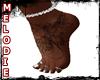Feet  + Tattoo