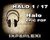 HALO/EPIC POP