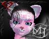 [MJ]Pink Vday Tiger Ears