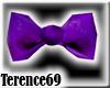 69 Bow Tie - Purple