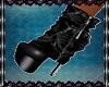 w&b boots Black