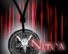 N | Satanic Pendant