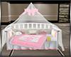 CEO twin girl Crib