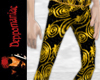 Liquorice Pants GOLD