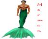 Male Aqua Merman