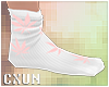 Socks   Pink High