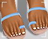 ṩJae Sandals Blue